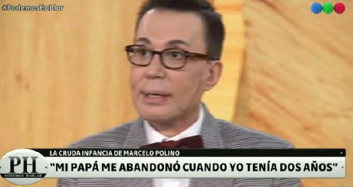 La difícil relación de Marcelo Polino con su padre