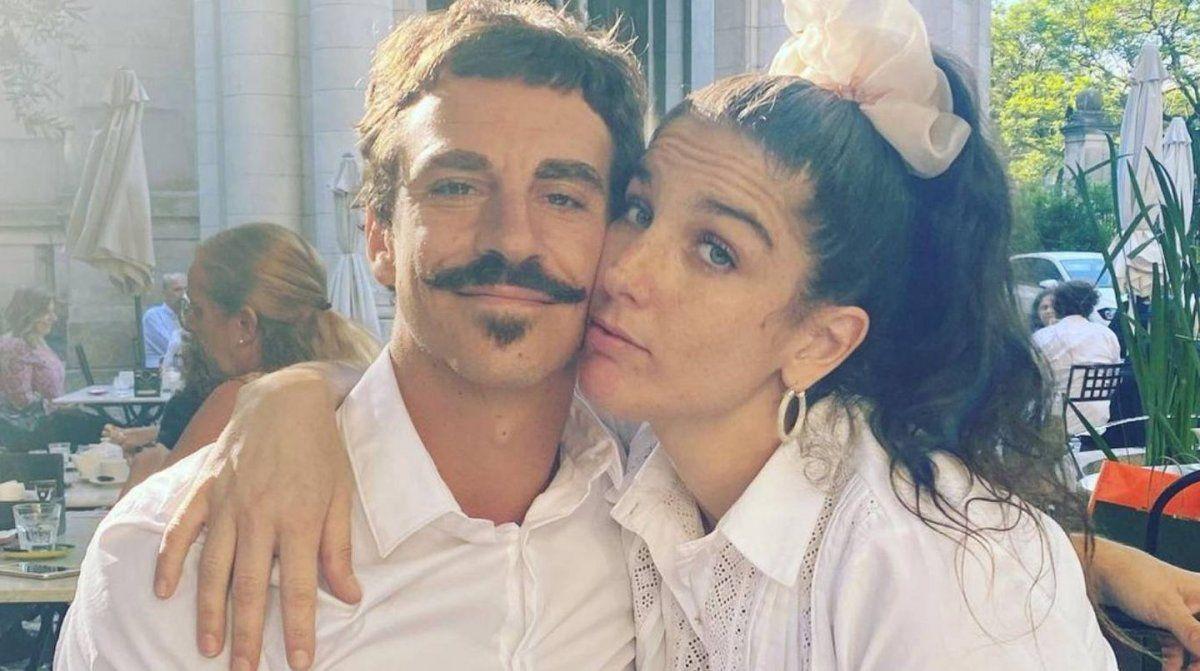 Juana Repetto y Sebastián Graviotto hicieron una fiesta de casamiento silvestre