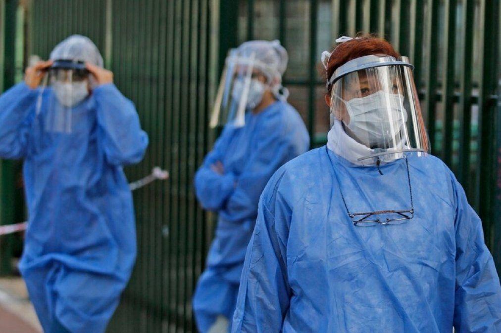 COVID-19 en Argentina: 140 muertes y 7.891 nuevos casos