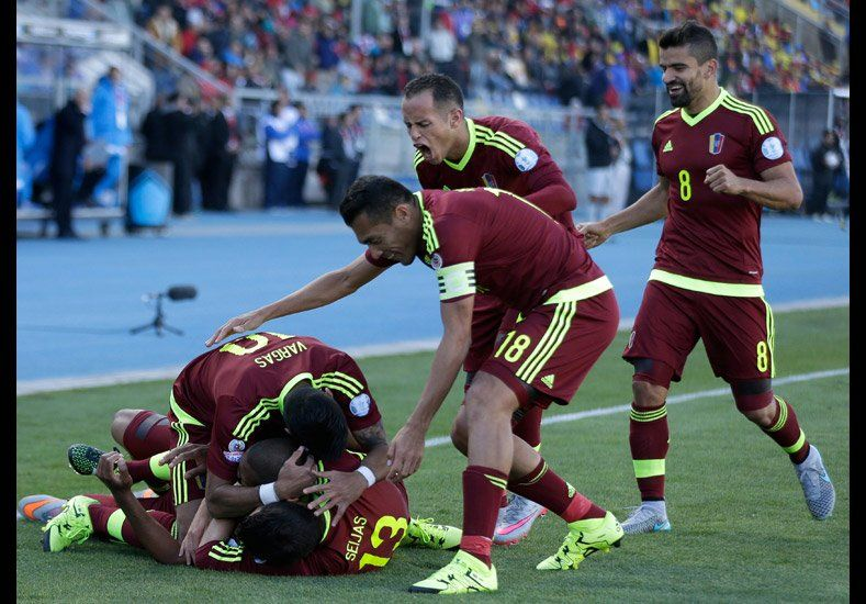 Copa América: Venezuela y Perú animarán el único partido del jueves