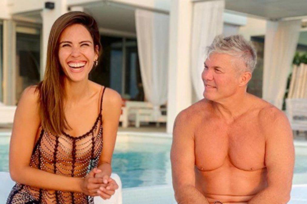 Barby Franco y Fernando Burlando se dan otra oportunidad