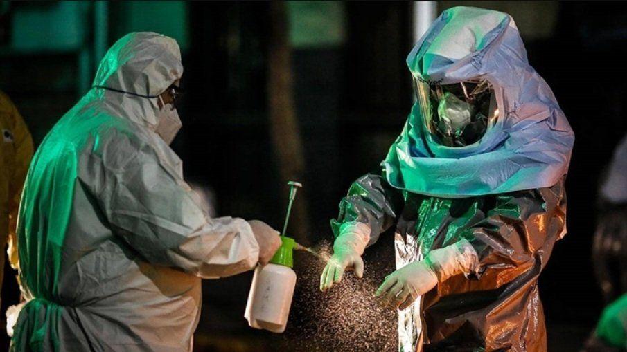 Confirmaron 350 muertes y 13.379 nuevos casos de coronavirus en el país