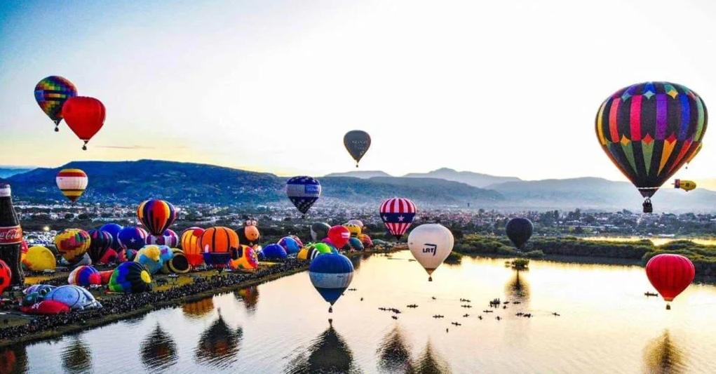 El Festival Internacional del Globo será online y gratis
