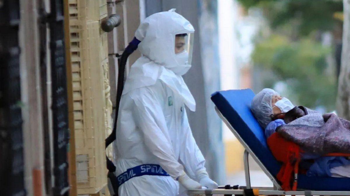 COVID-19 en Argentina: 219 muertes y 10.409 nuevos casos