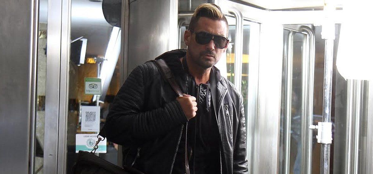 Luciano El Tirri debuta en cine y quiere llegar a Hollywood