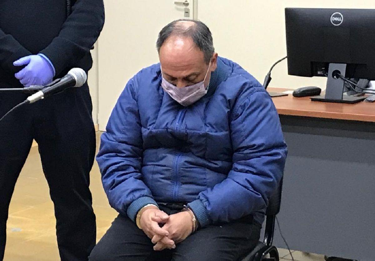Trasladaron al Penal a Campodónico luego de haber estado internado en el hospital
