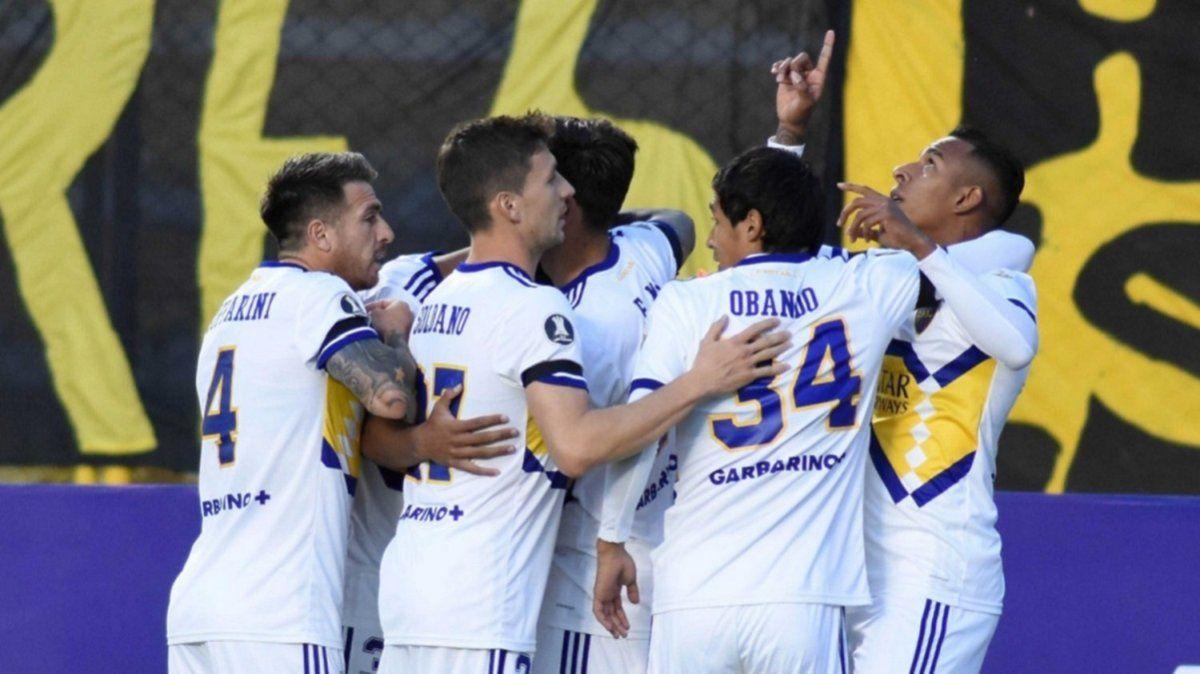Boca comenzó con el pie derecho en la Copa Libertadores.