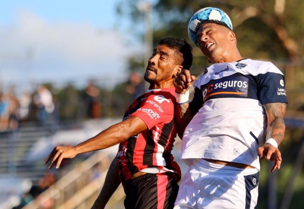 Sufre Diego: Gimnasia empató un partido increíble y sigue último en el promedio