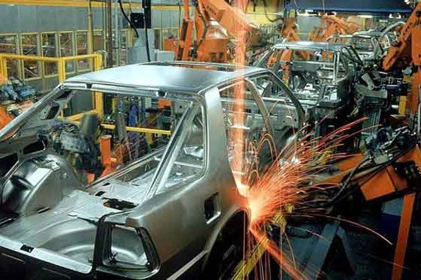La industria nacional creció 9,7% durante el año pasado