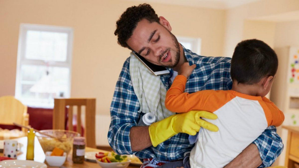#YoMeOcupo, una campaña que invita a varones a dejar de ser ayudadores y compartir tareas del hogar