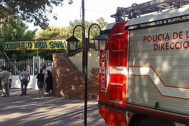 Córdoba: se incendió un geriátrico y falleció uno de los abuelitos
