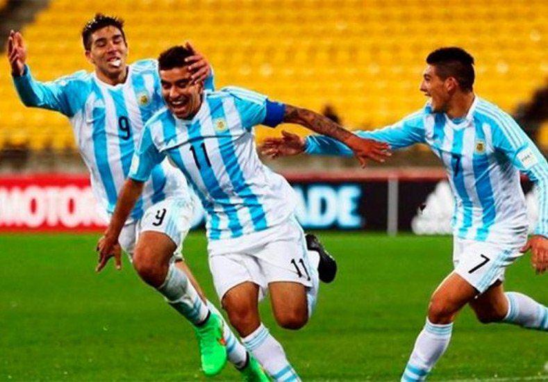Argentina debutó con un empate ante Panamá en el Mundial Sub 20
