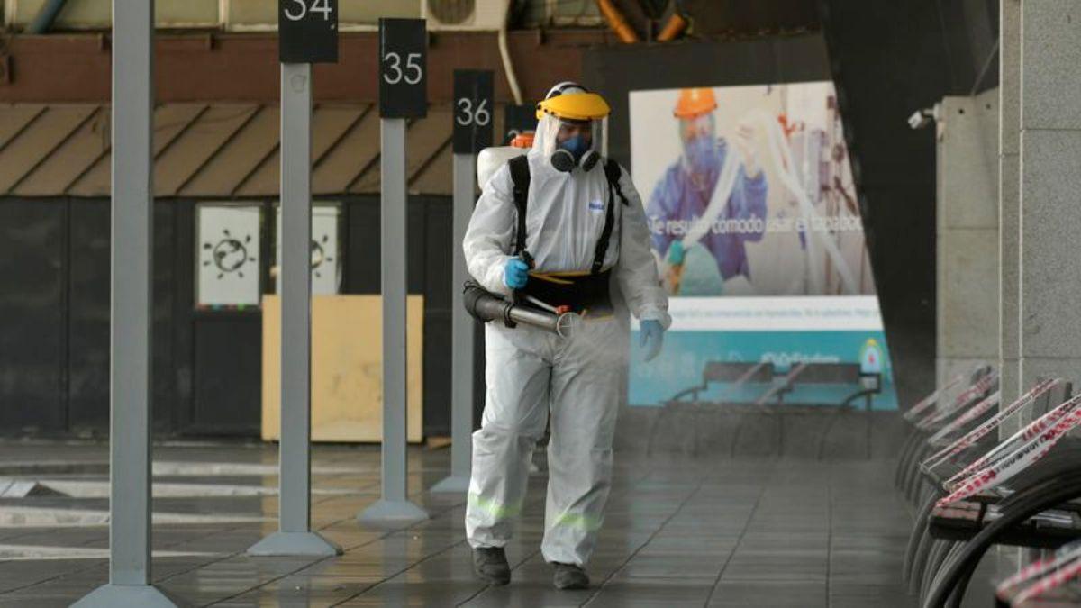 Mendoza: sólo registró 56 nuevos casos de coronavirus