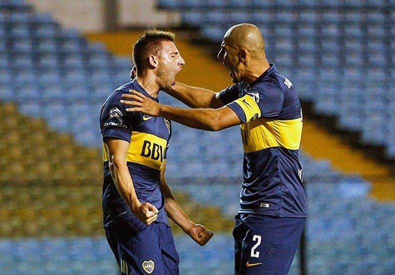 Goleada silenciosa: Boca vapuleó 4 a 0 a Newells ante una Bombonera sin público
