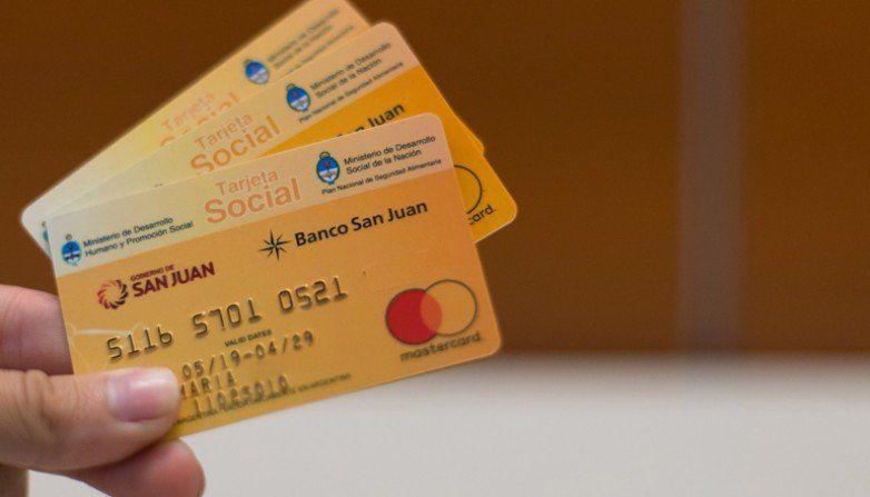 El Gobierno depositó la Tarjeta Social correspondiente a septiembre