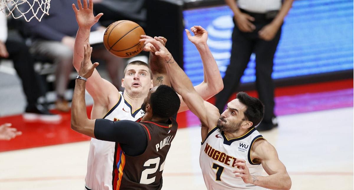 ¡Vamos Campazzo! Denver venció a Portland y avanza en la NBA
