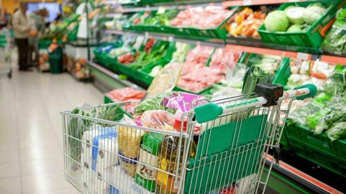Cuáles fueron los alimentos que más subieron en enero