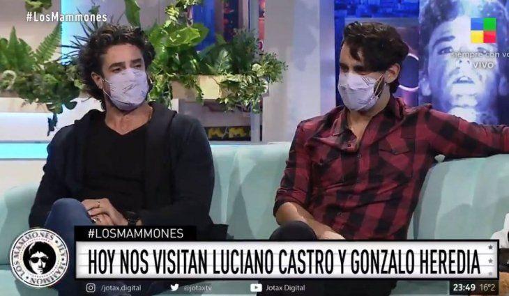 La inesperada confesión íntima de Luciano Castro