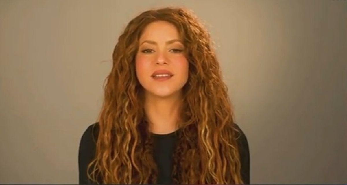 Shakira sorprendió a todos en La Voz con un saludo inesperado