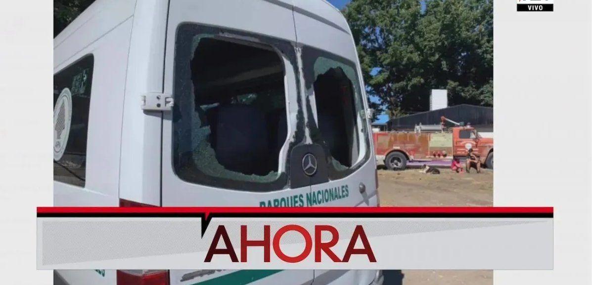 Así fue el ataque que sufrió Alberto Fernández en Chubut