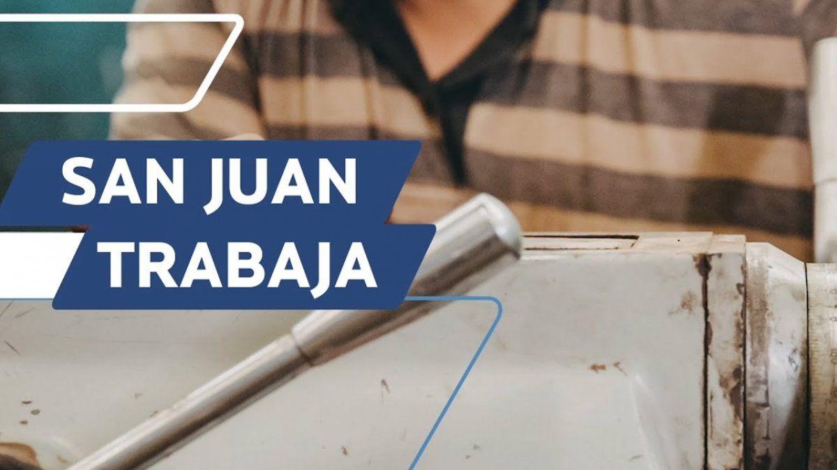 Este lunes comienzan a trabajar los elegidos, entre 5.000 inscriptos en el San Juan Trabaja