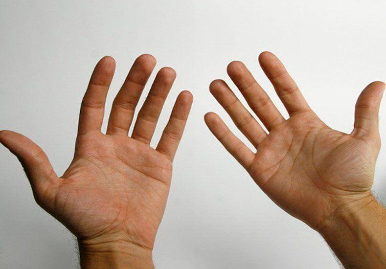 Descubrí qué dice la línea de tu mano sobre tu vida sentimental