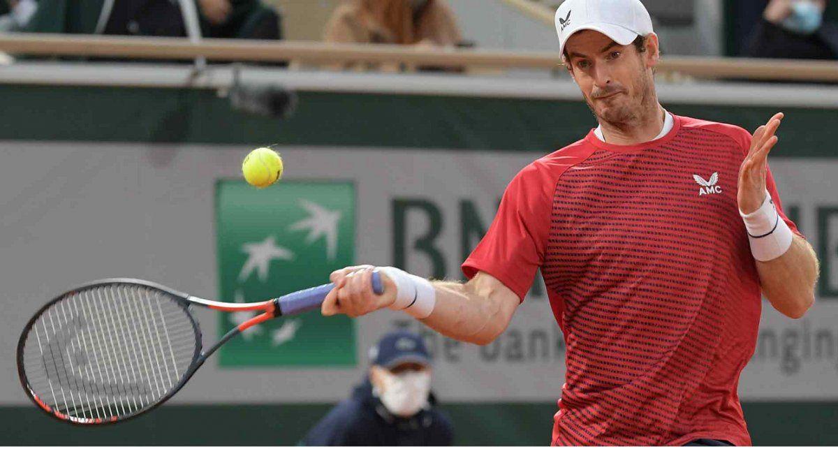 Andy Murray podría bajarse del Abierto de Australia.