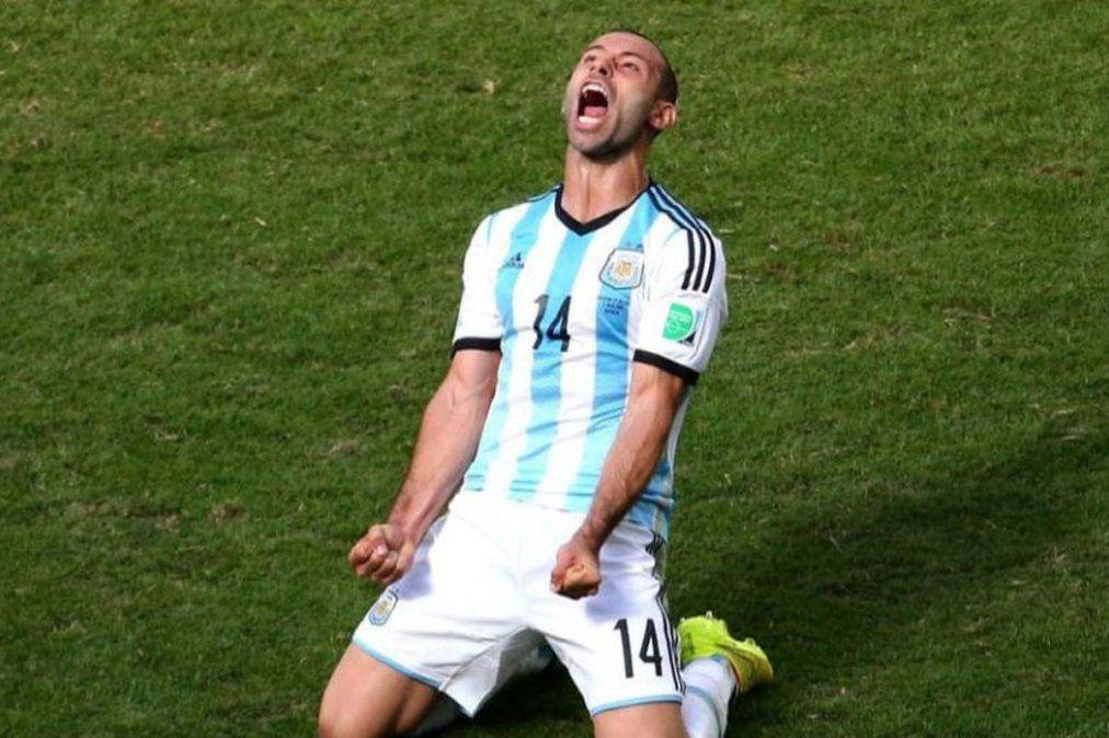 Mascherano vuelve a la Selección.