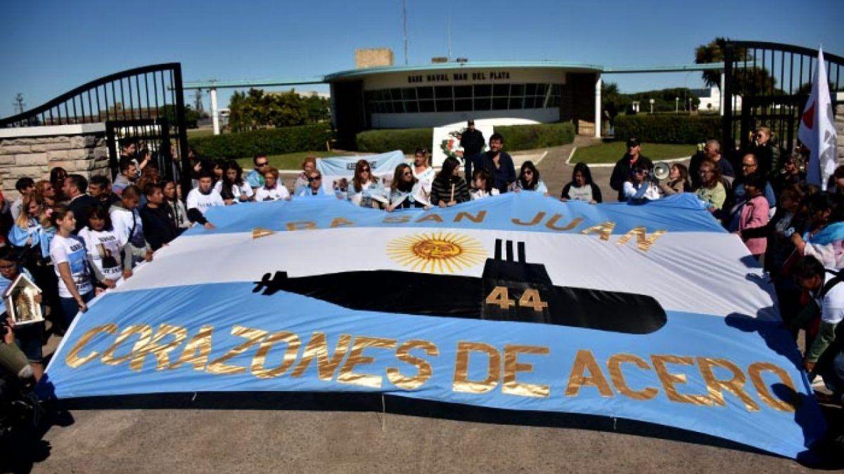 Diputados aprobó resarcimiento para familiares de victimas del ARA San Juan