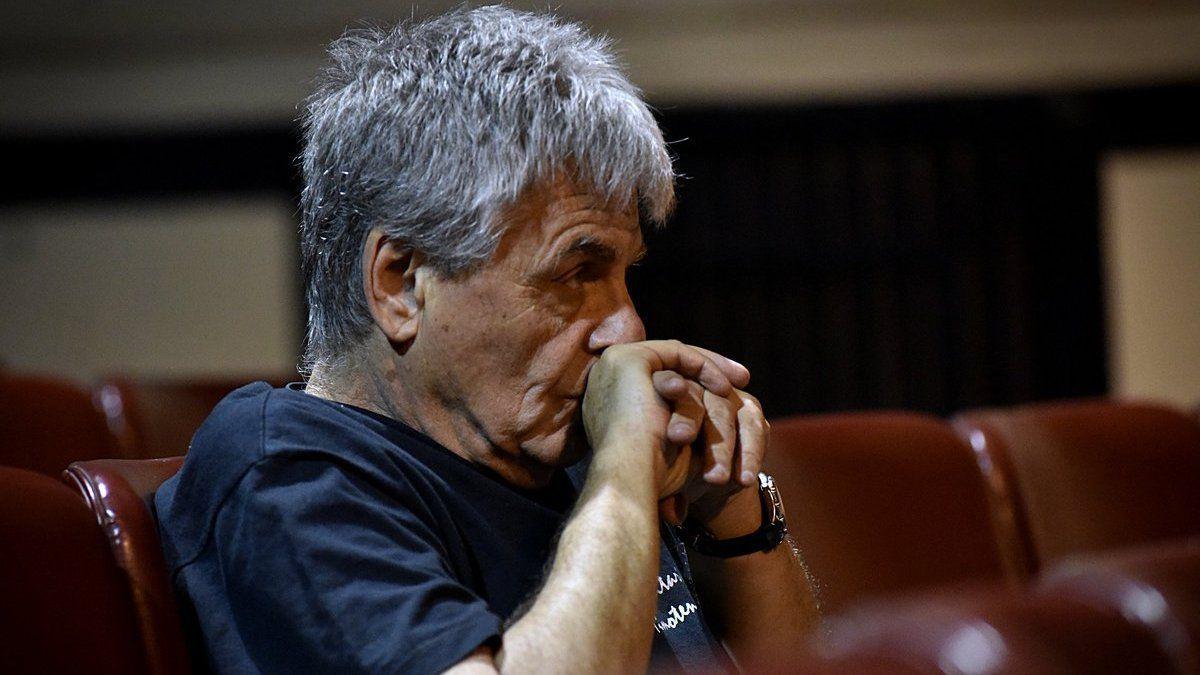 Raúl Rizzo estuvo más de 100 días internado.
