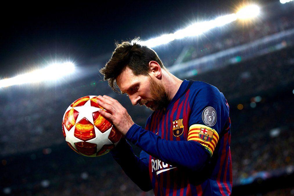 Messi fue nombrado el mejor deportista argentino de los últimos 10 años