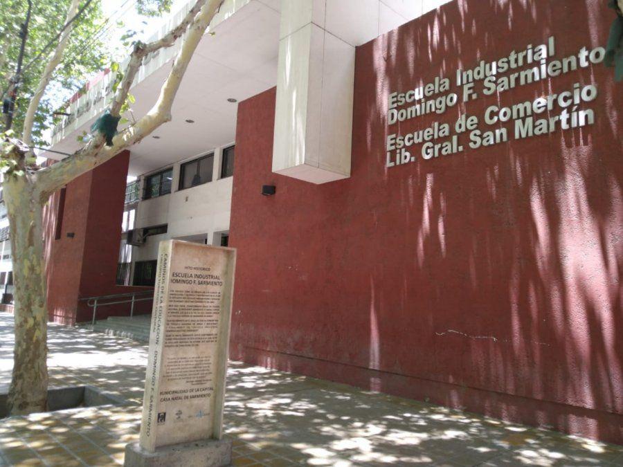 Importante operativo de seguridad para el ingreso a rendir en los colegios de la UNSJ