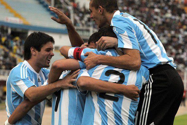 El Sub 20 de Argentina va por la clasificación ante Venezuela