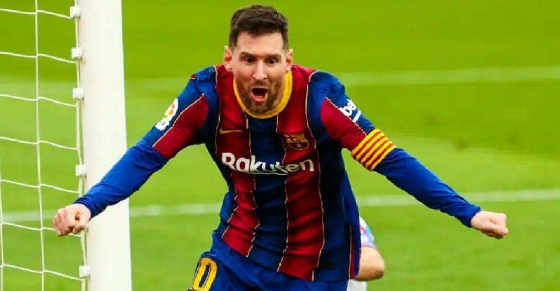 Barcelona y Messi sellarían la renovación este fin de semana