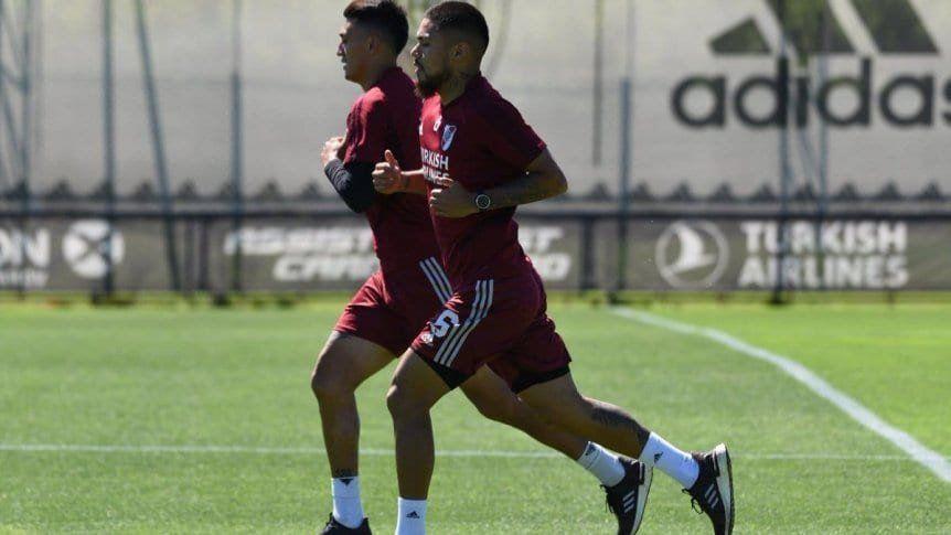 Gallardo piensa jugar el superclásico con mayoría de juveniles