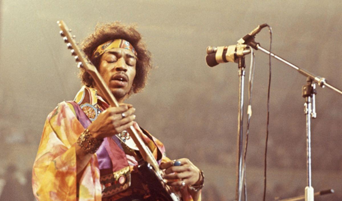Un día como hoy fallecía Jimi Hendrix