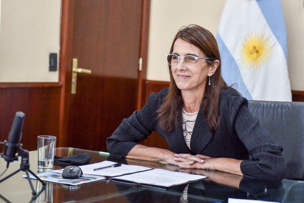 Renunció María Eugenia Bielsa al Ministerio de Desarrollo Territorial y Hábitat de Nación
