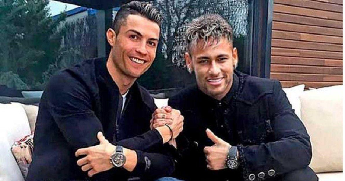 Neymar quiere jugar con Cristiano, ¿PSG le cumple el sueño?