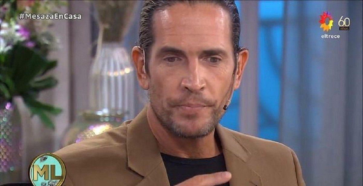 El fuerte relato de Diego Ramos sobre la muerte de su padre