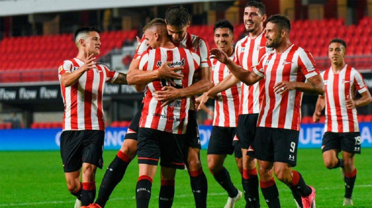 Estudiantes venció a Platense y clasificó a la próxima ronda.