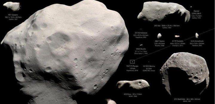 Detectaron un asteroide con la órbita más rápida del Sistema Solar