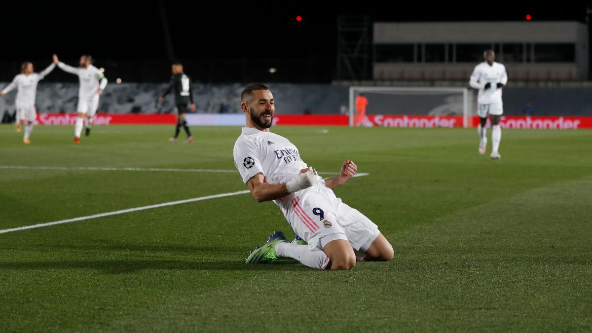 Real Madrid venció a Monchengladbach y se metió en octavos de la Champions. Foto: @realmadrid