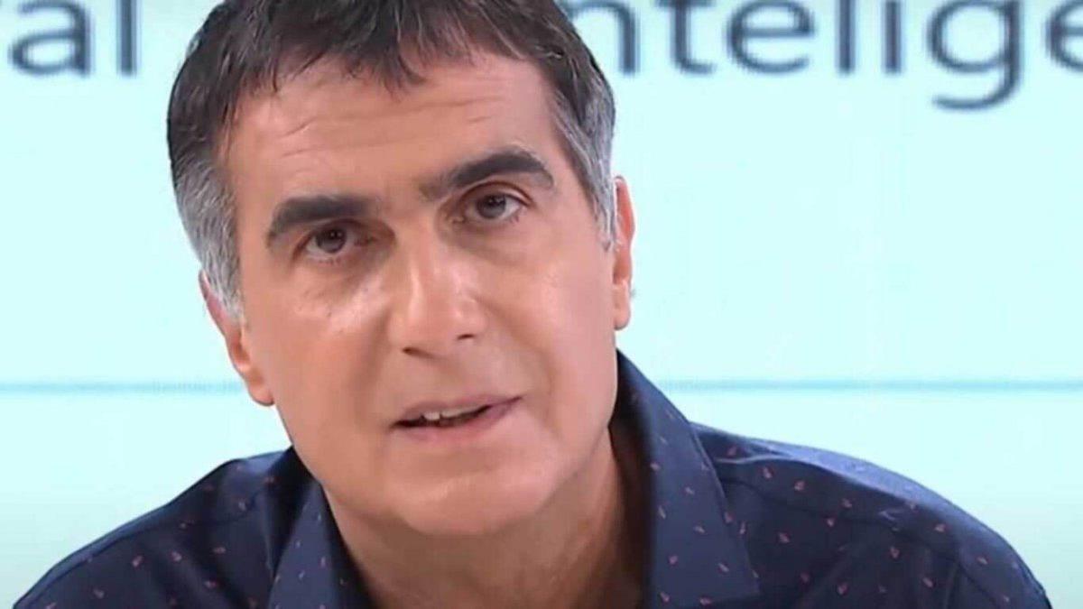 Antonio Laje contó que es voluntario para las pruebas de una vacuna