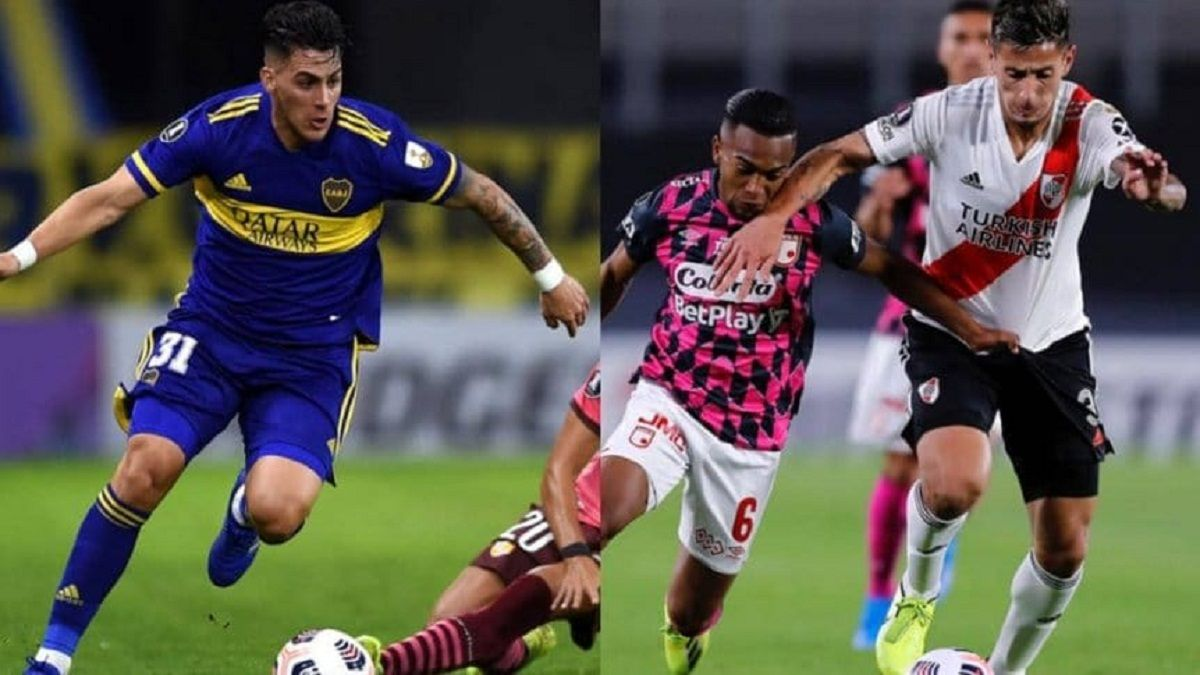 Libertadores y Sudamericana: cuándo juegan los equipos argentinos