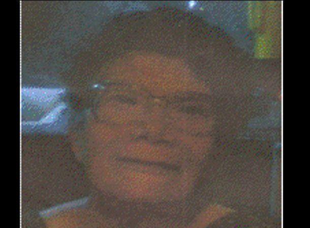 La policía busca desde ayer a una anciana de 67 años