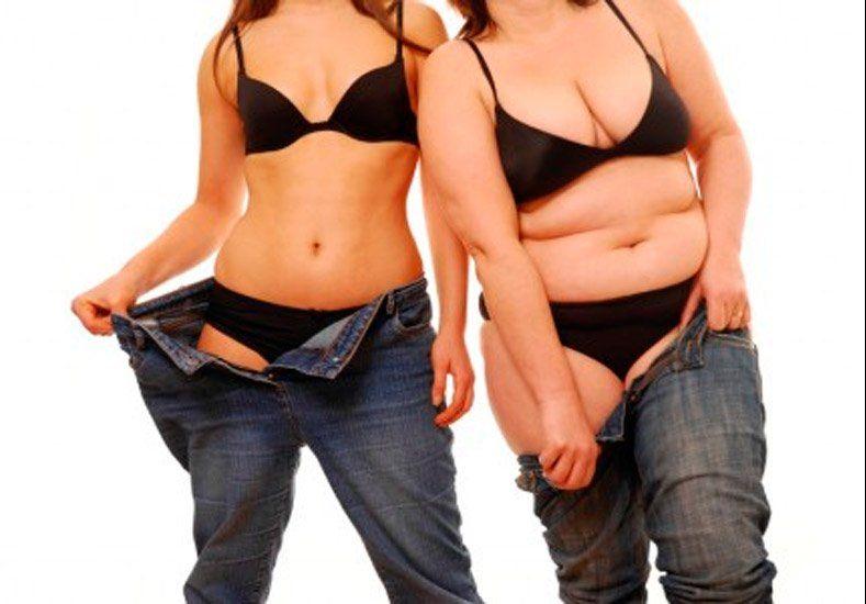 Te mostramos los raros efectos secundarios de la pérdida de peso