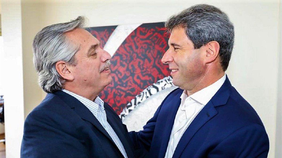 Uñac apoyó a Fernández en la toma de nuevas medidas económicas.