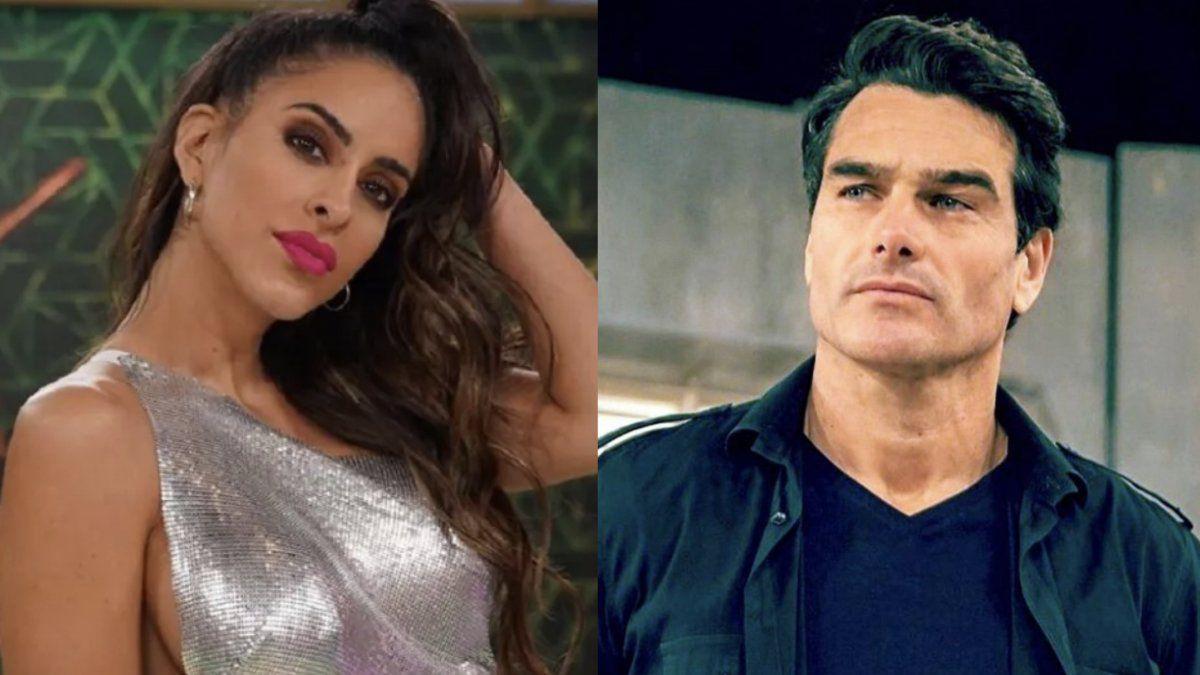 Celeste Muriega habló sobre los rumores que la vinculan a Hernán Drago.