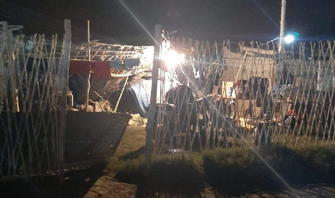 Terremoto en San Juan.