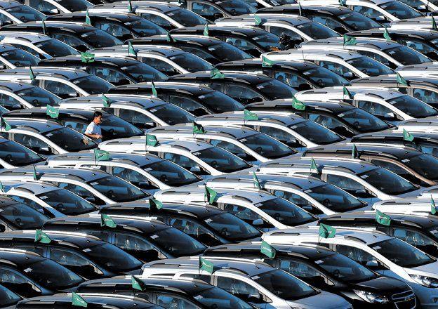 En Brasil se desplomó la venta de autos y echan a trabajadores